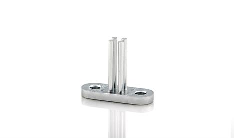 Miniature Pin Fin Heat Sinks